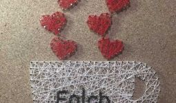 String Art by Olga